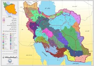 طرح آبرسانی از خلیج فارس و دریای عمان به مرکز فلات ایران