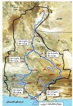 طرح جامع آبرساني به شهرها و روستاهاي استان سيستان و بلوچستان